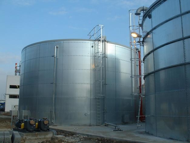 Резервуарный завод SEAF